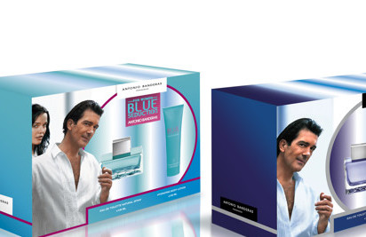 Antonio Banderas – Packaging design