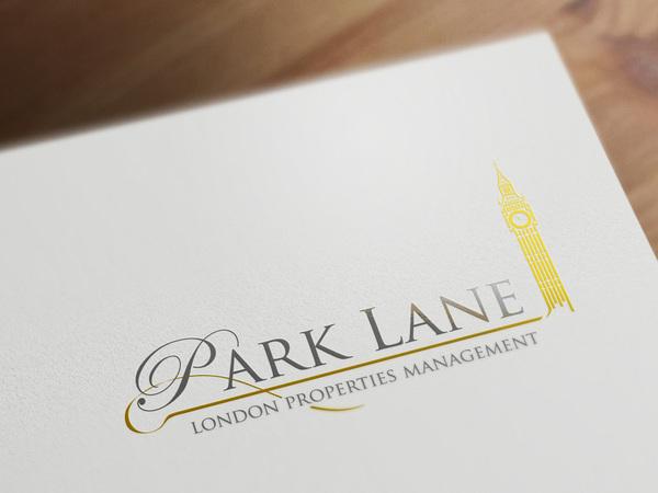 Park Lane Identity design